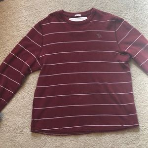 Abercrombie & Fitch thermal shirt sz Large